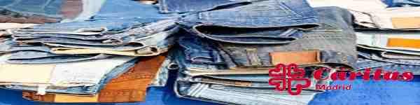 Cáritas Textil Empleo Moda Re