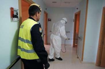 Justicia y Paz Madrid. Derechos Humanos de los ancianos olvidados en la pandemia.