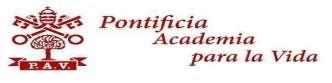 HUMANA COMMUNITAS Pontificia Academia para la Vida