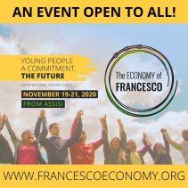 La Economía de Francisco. Evento mundial en Asís,