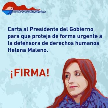 Justicia para Helena Maleno