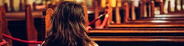 Laura Moreno, delegada de juventud en la iglesia Madrid. La mirada femenina en la Iglesia. slider