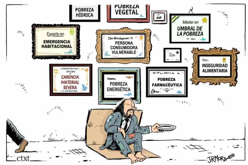 Lenguaje y pobreza J.R. Mora