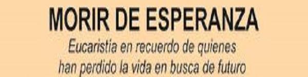 Eucaristía Morir de Esperanza 2021 slider