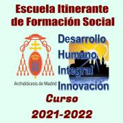 Escuela Itinerante Formación Social. Madrid. Cuso 21-22