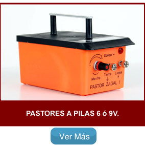 Pastor eléctrico Zagal Pilas