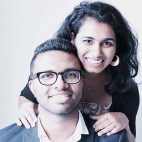 Pastor Priji & Rashmi