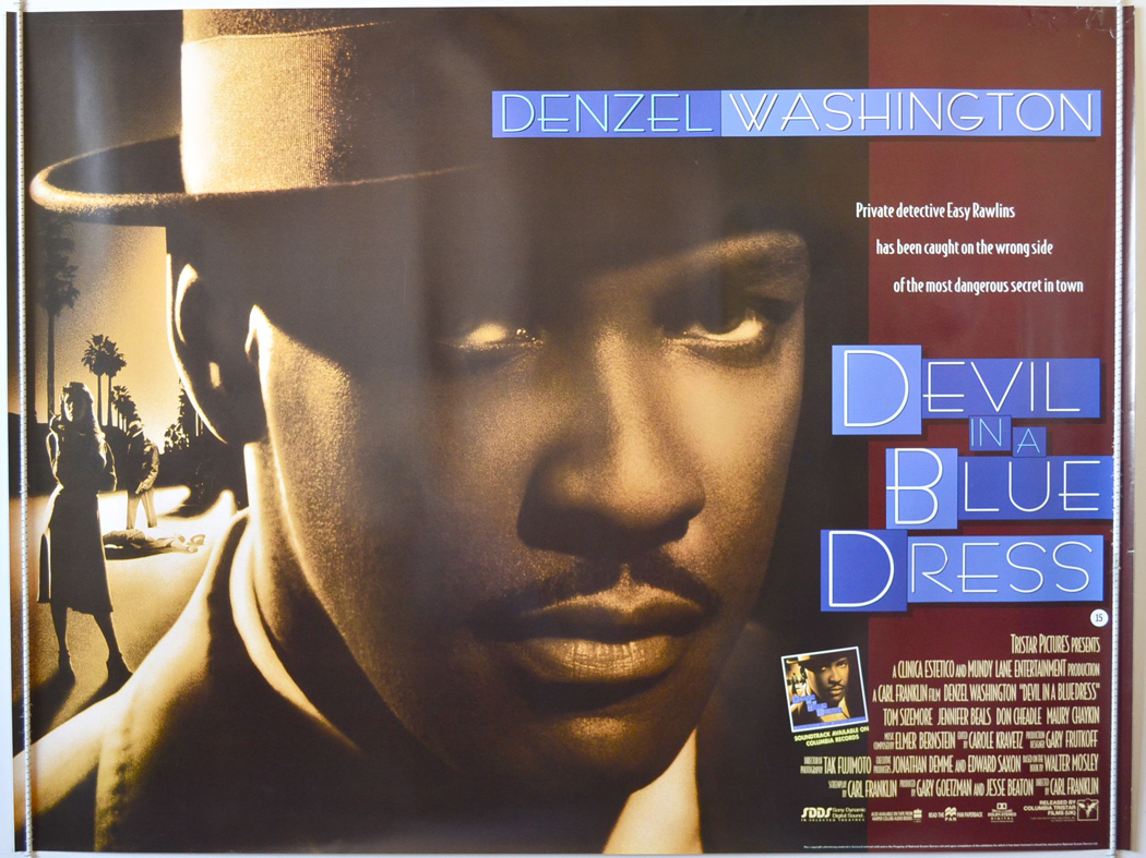 Devil in a blue dress by walter mosley essay