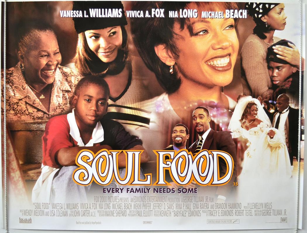 List All Soul Food Items