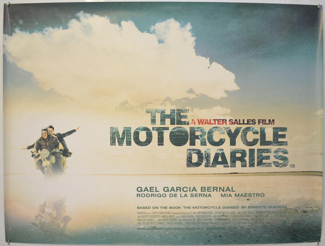 Motorcycle Diaries Book