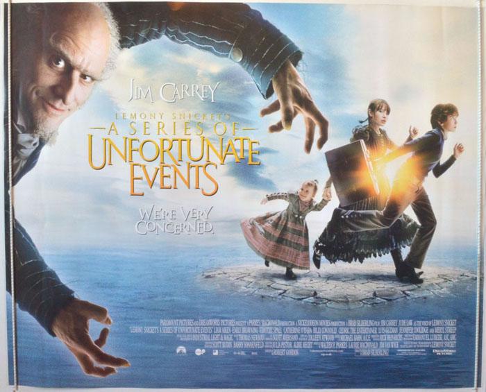 Series Unfortunate Events Books List