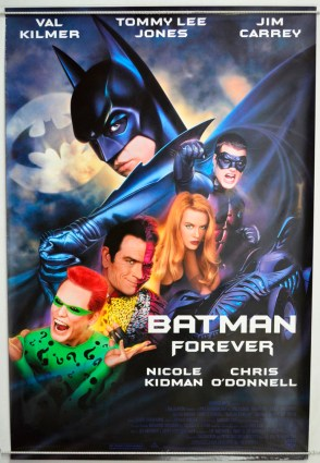 Image result for batman forever poster