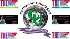 Covenant University Cut-Off Mark