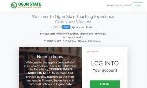 Ogun TEACh Exams Result Portal 2021