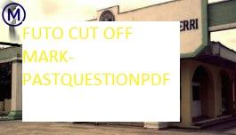 FUTO Cut Off Mark