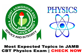 What to Study for JAMB Physics Exams