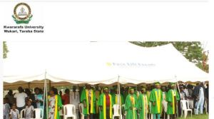Kwararafa University Cut-Off Mark