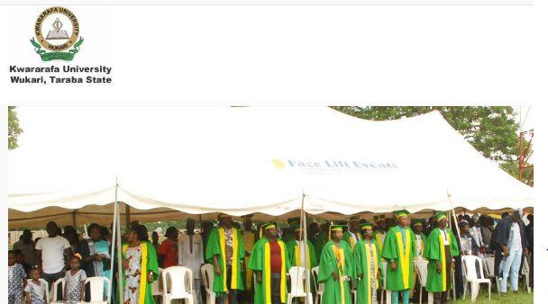 Kwararafa University Post UTME Past Questions and Answers