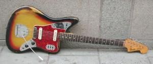 Planos Fender Jaguar | Pastrana Guitars