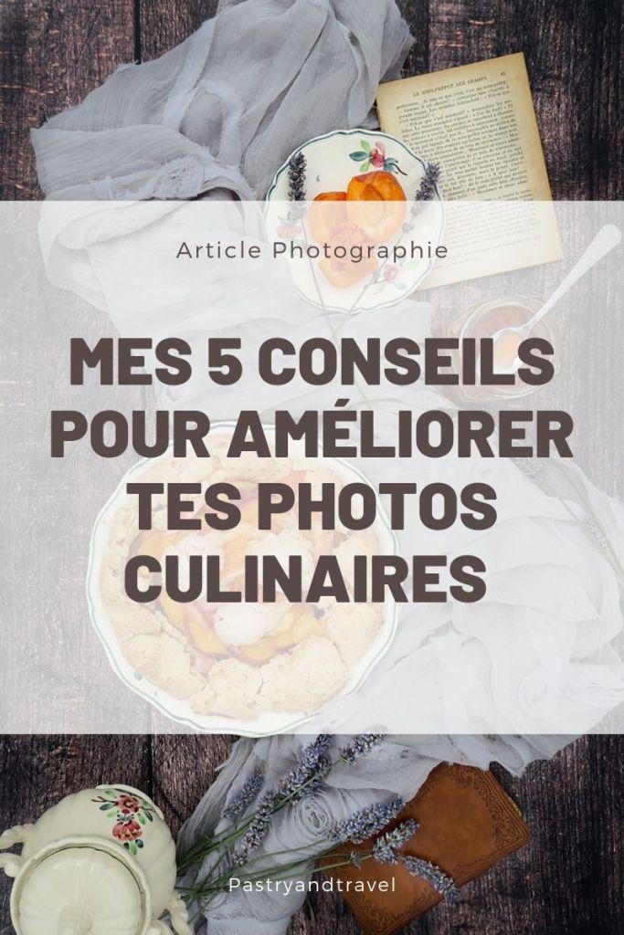 astuce photographie culinaire apprendre la photo