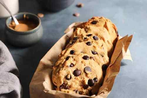 cookies vegan et sans gluten choco cacahuètes