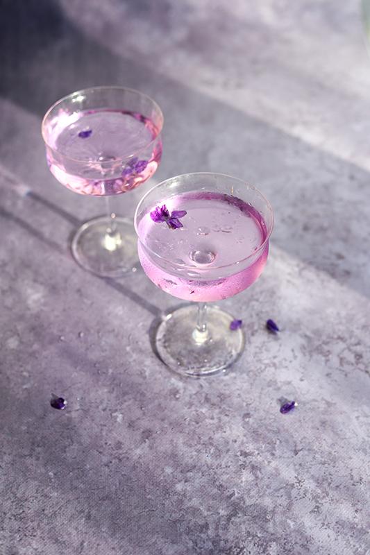 fond photo culinaire lilac violet pour photographie et studio photo