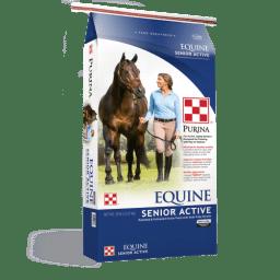 Senior Active Healthy horse feed