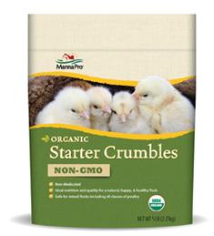 Organic Starter Crumbles