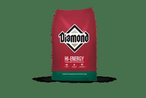 diamond hi energy formula dog food