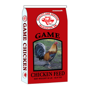 Big V Feeds Gamecock Conditioner Feed