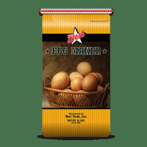 West Feeds Egg Maker
