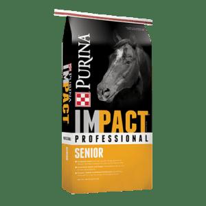 Purina Impact Professional Senior Horse Feed
