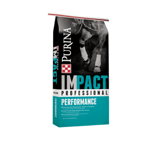 impact professional horse feed