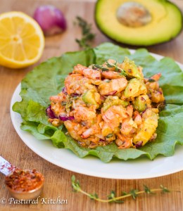 Cajun Shrimp Salad