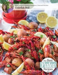 The Best Paleo Recipes of 2015 Ebook   Crawfish Boil