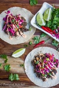 Vietnamese Street Tacos