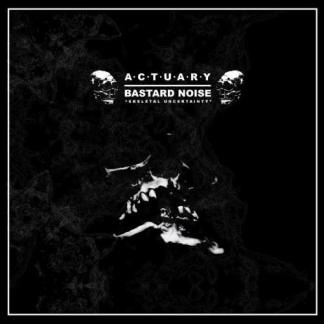 Bastard Noise / Actuary - Split LP