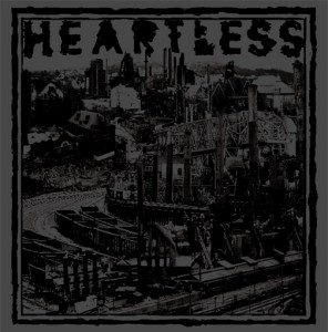 Heartless - S/T 7""