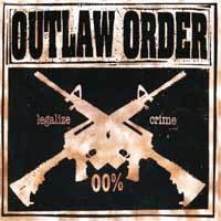 Outlaw Order - Legalize Crime EP (purple vinyl) Eyehategod