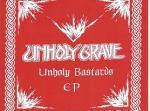 "Unholy Grave - Unholy Bastards EP 7"" vinyl"