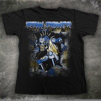 Raw Power - Punk Zombie T-Shirt