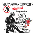 "DRI - Violent Pacification EP (7""color vinyl)"