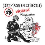 """DRI - Violent Pacification EP (7""""color vinyl)"""