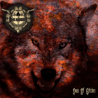 "Hellbastard - Sons of Bitches 12"" Vinyl EP"