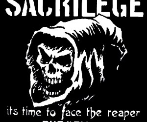 Sacrilege - Time to Face the Reaper: Demos (84-86) 2LP