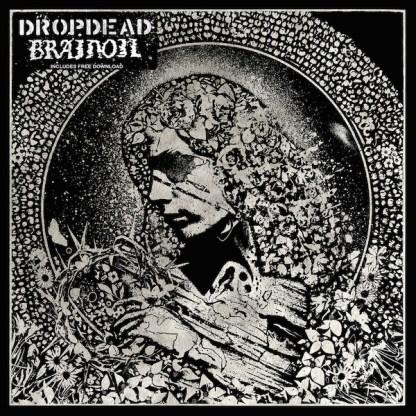 """Dropdead/Brainoil split 7"""" EP COLOR VINYL"""