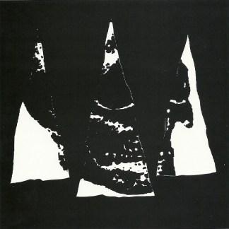 "Bastard Noise / Witches Of Malibu split 7"" COLOR VINYL"
