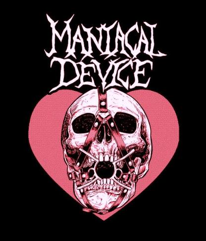 Maniacal Device - Love Skull CD