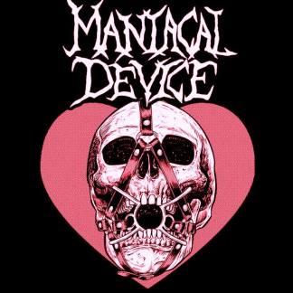 Maniacal Device - Love Skull CD