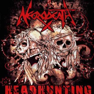 "Necrodeath - Headhunting EP 7"" vinyl"